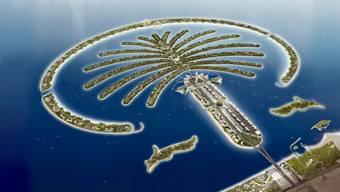 Самый популярный торговый центр мира находится в Дубае