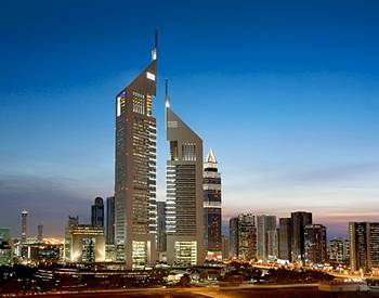 В Дубае построили самое высокое в мире спиральное здание