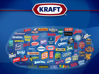 kraft foods marketing on the go Kraft -- whose brands include slower-growing cash cows like velveeta, oscar mayer and mac and deanie elsner, a 20-year kraft veteran four months into her job as chief marketing officer of the mondelez is no advertising slouch, of course, putting plenty of domestic marketing muscle behind.