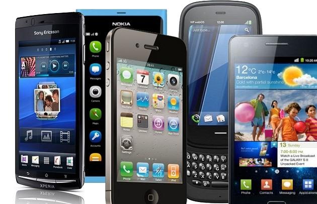 Смартфоны могут почти полностью вытеснить с рынка мобильные телефоны