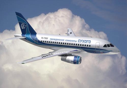 Superjet может выйти на китайский рынок