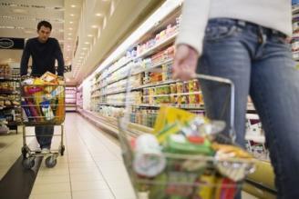 Розничные продажи в зоне евро упали на 0,8%