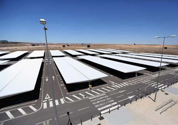 Իսպանիայում վաճառքի է հանվել նոր կառուցված օդանավակայան