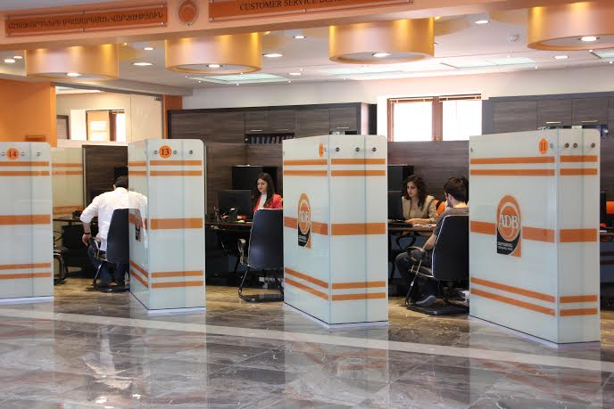 2013թ.-ին Զարգացման Հայկական Բանկը ապահովել է ակտիվների 37.4% աճ
