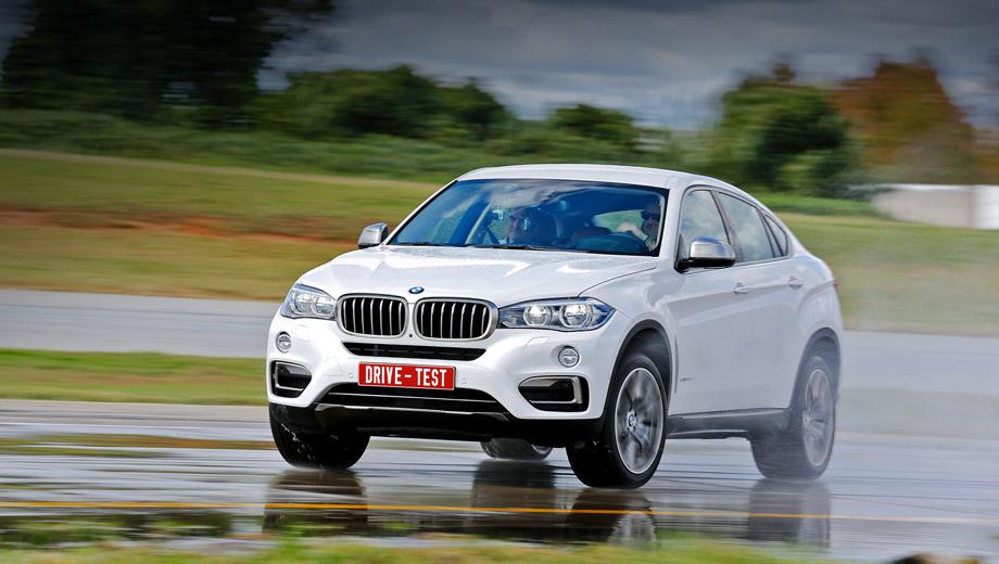 Ցուցադրվել է նոր BMW X6-ը (տեսանյութ)