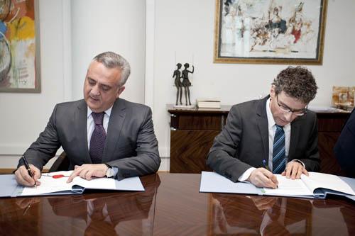 ՀՀ կենտրոնական բանկը և KfW զարգացման բանկը ստորագրել են նոր պայմանագրեր