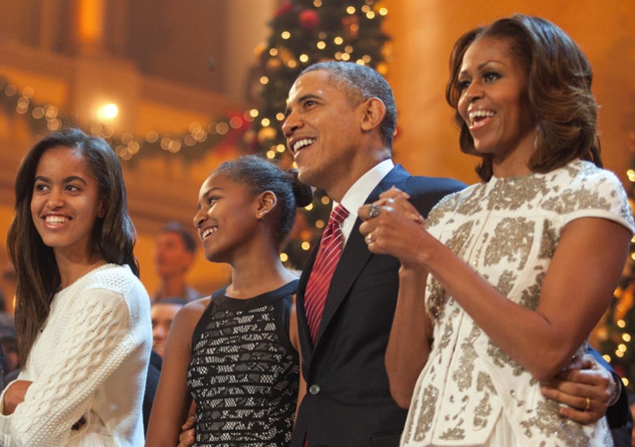 2013թ.-ին Օբամաների եկամուտը կազմել է 482 հազար դոլար