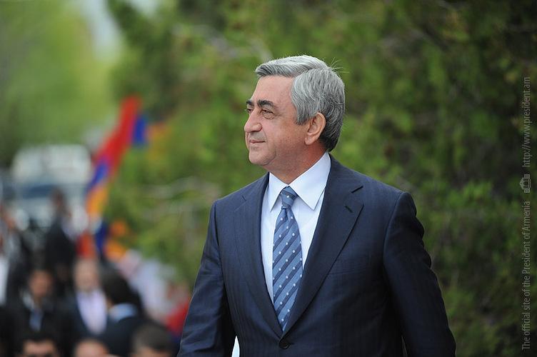 Վարչապետ Սերժ Սարգսյանը հրաժարական է ներկայացրել
