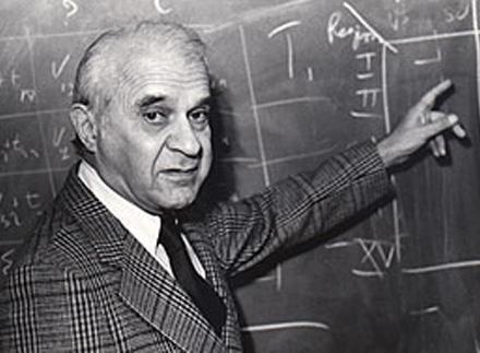 Տնտեսագիտության ոլորտի Նոբելյան մրցանակակիրները - 1973