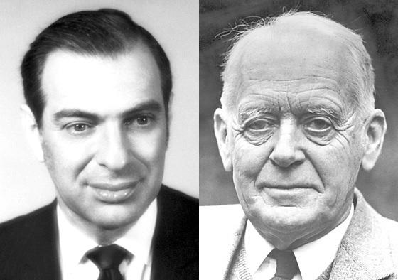 Տնտեսագիտության ոլորտի Նոբելյան մրցանակակիրները - 1972