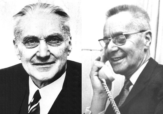 Տնտեսագիտության ոլորտի Նոբելյան մրցանակակիրները - 1969