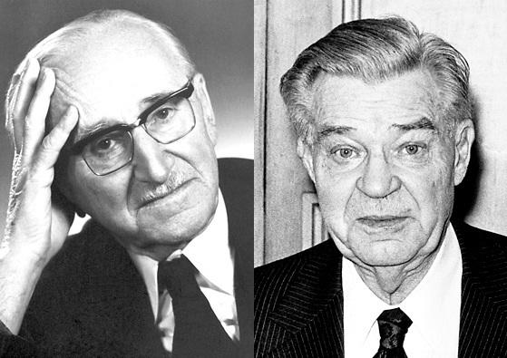 Տնտեսագիտության ոլորտի Նոբելյան մրցանակակիրները - 1974