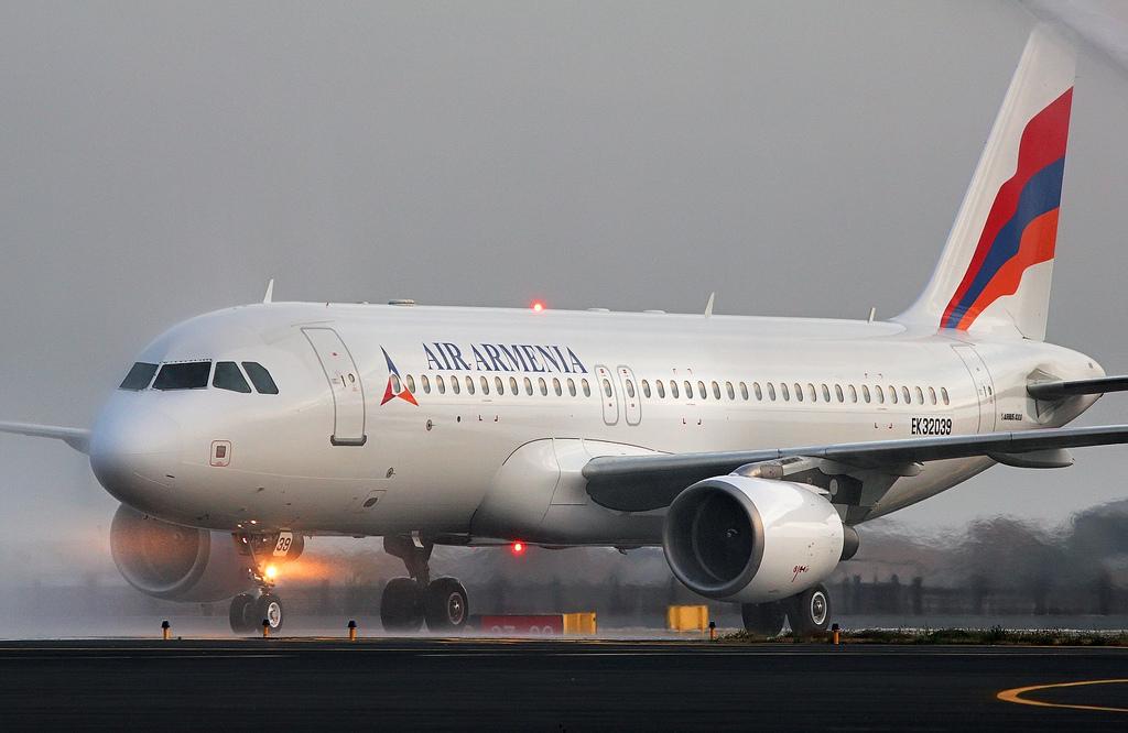 Արմենիա ավիաընկերություն. հուլիսի 12-ից մեկնարկում է Երևան-Բարսելոնա կանոնավոր չվերթը