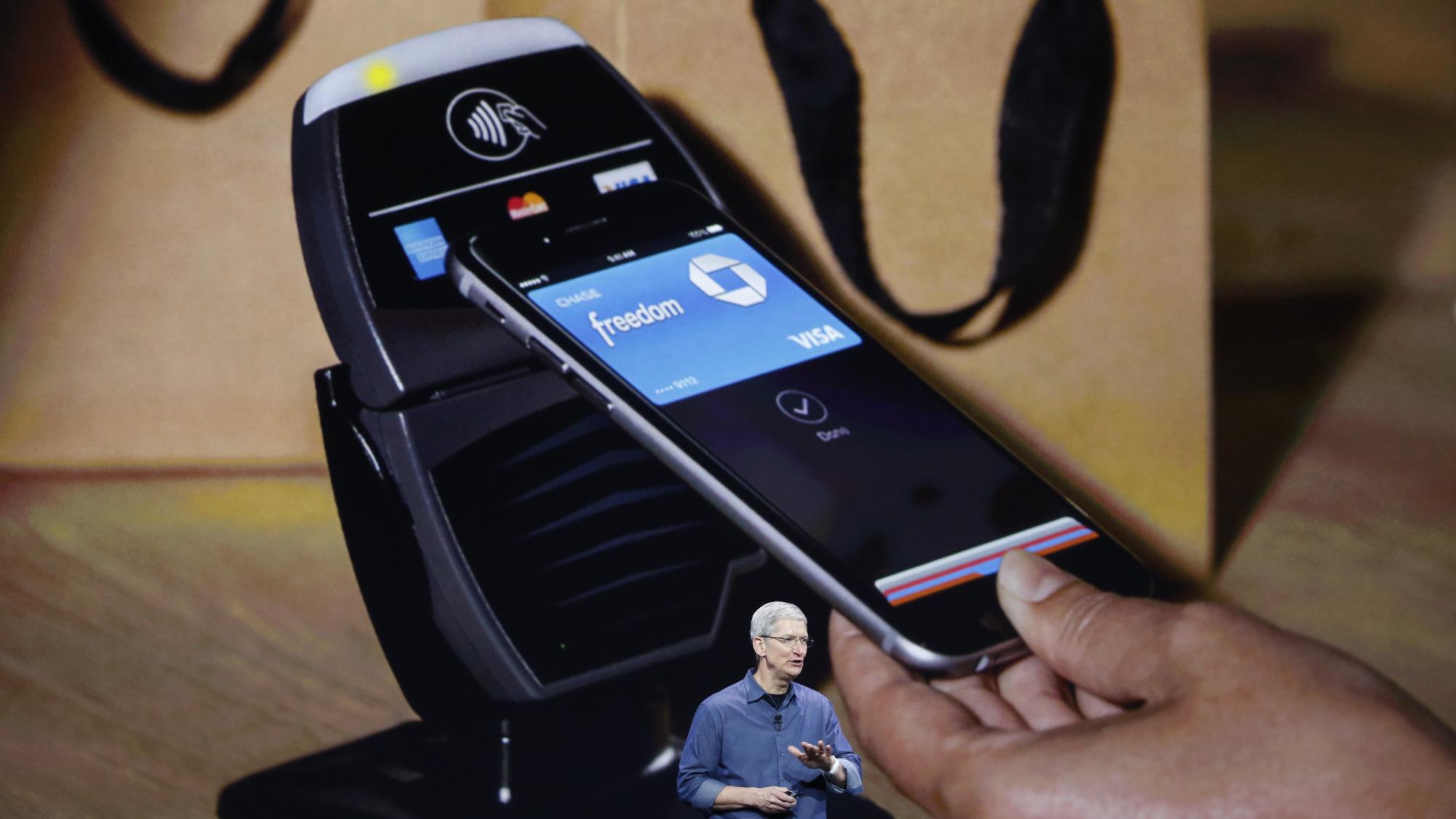 Apple Pay-ը 72 ժամվա ընթացքում ակտիվացրել է 1 մլն քարտ