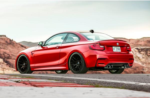 BMW-ն ցուցադրել է BMW M2-ը