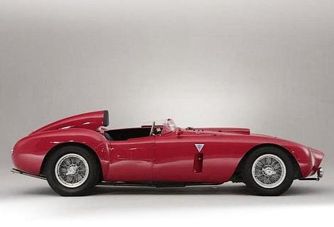 Ferrari-ի լեգենդար մրցարշավային մոդելը վաճառվել է 13.5 մլն եվրոյով