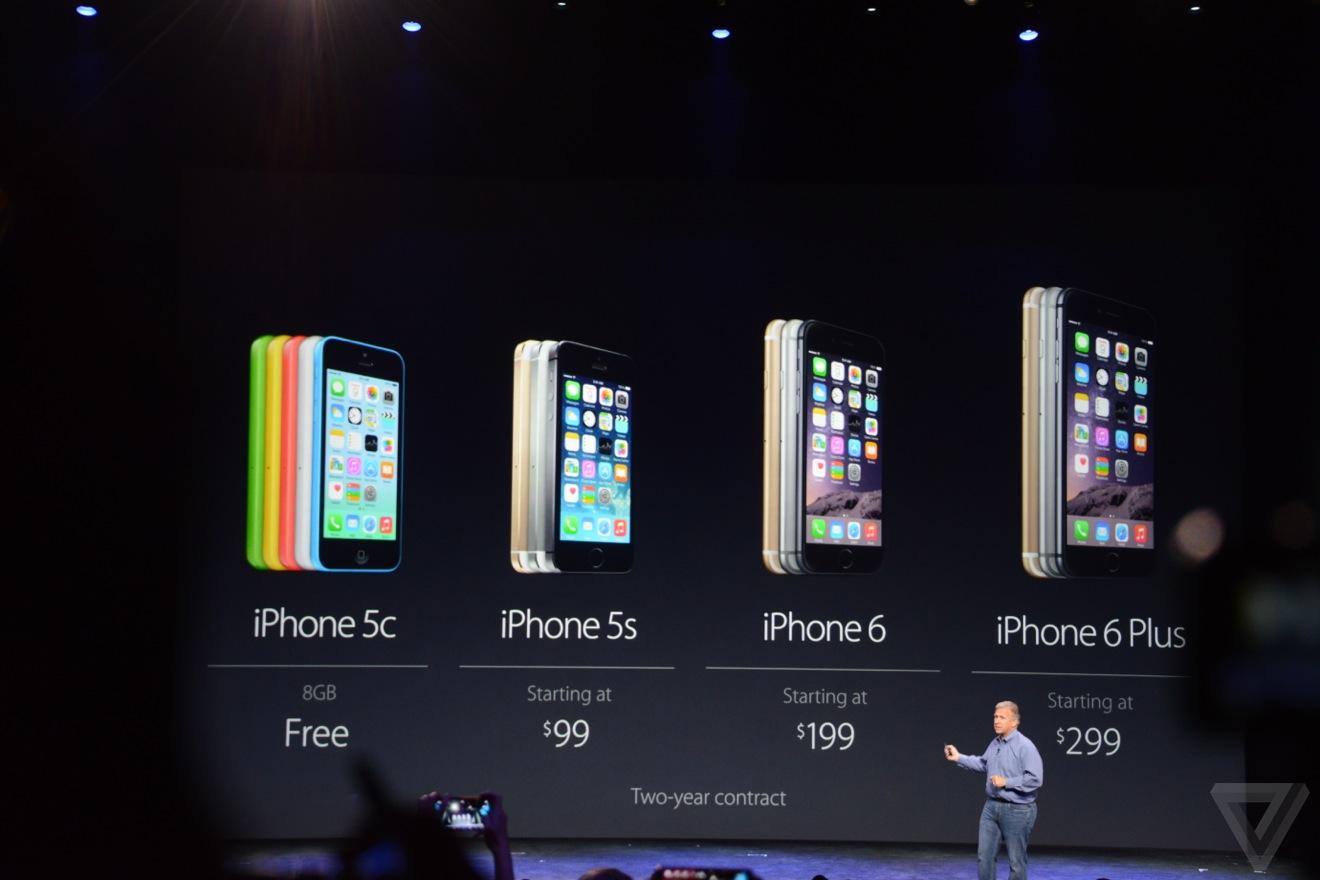 Ֆինանսական չորրորդ  եռամսյակում Apple-ը վաճառել է 40 մլն iPhone