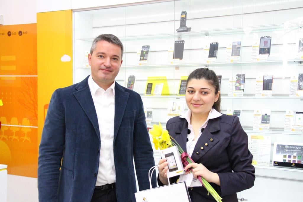 Beeline Smart սմարթֆոնները կրկին վաճառքում են