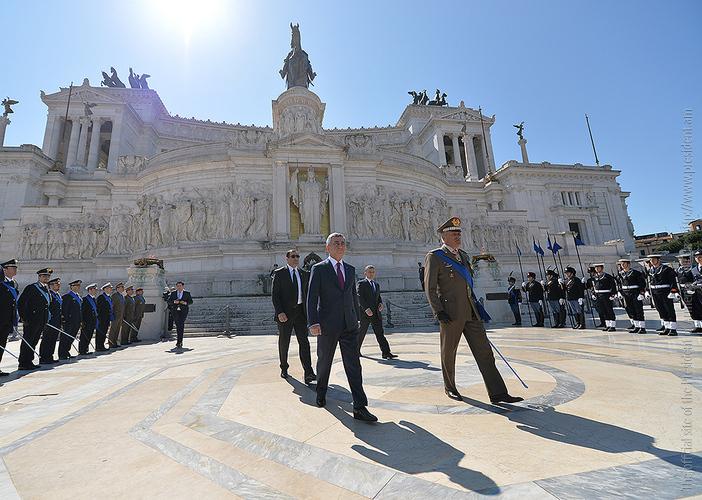 Կայացել են հայ-իտալական բարձր մակարդակի բանակցությունները
