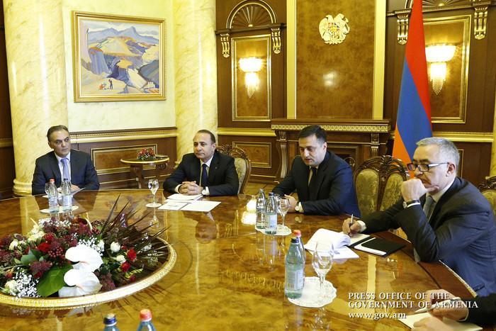 Քննարկվել են հայ-իրաքյան համագործակցության զարգացմանն ուղղված հարցեր