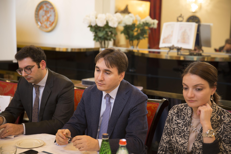 Արմեն Գևորգյանն այլևս չի գլխավորում ԻԴԵԱ հիմնադրամը, նոր ղեկավար է նշանակվել Էդգար Մանուկյանը
