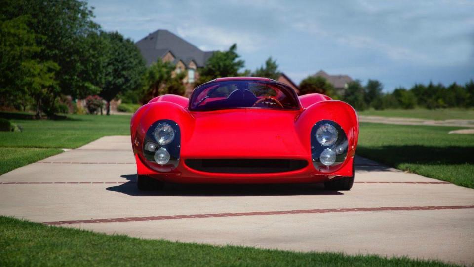 eBay-ում 9 մլն դոլարով եզակի Ferrari է հանվել աճուրդի
