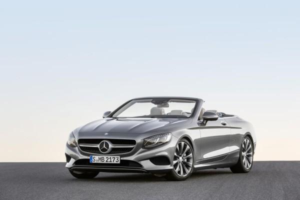 Պաշտոնապես ներկայացվել է Mercedes-Benz S-Class Cabrio մոդելը