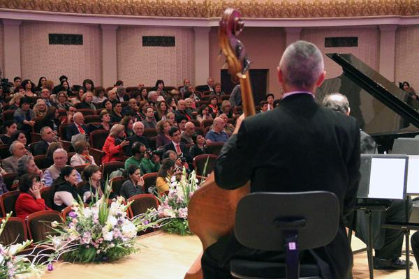 ՎիվաՍել-ՄՏՍ. կայացել է «Վերադարձի» դասական երաժշտության 8-րդ փառատոնի հանդիսավոր բացումը