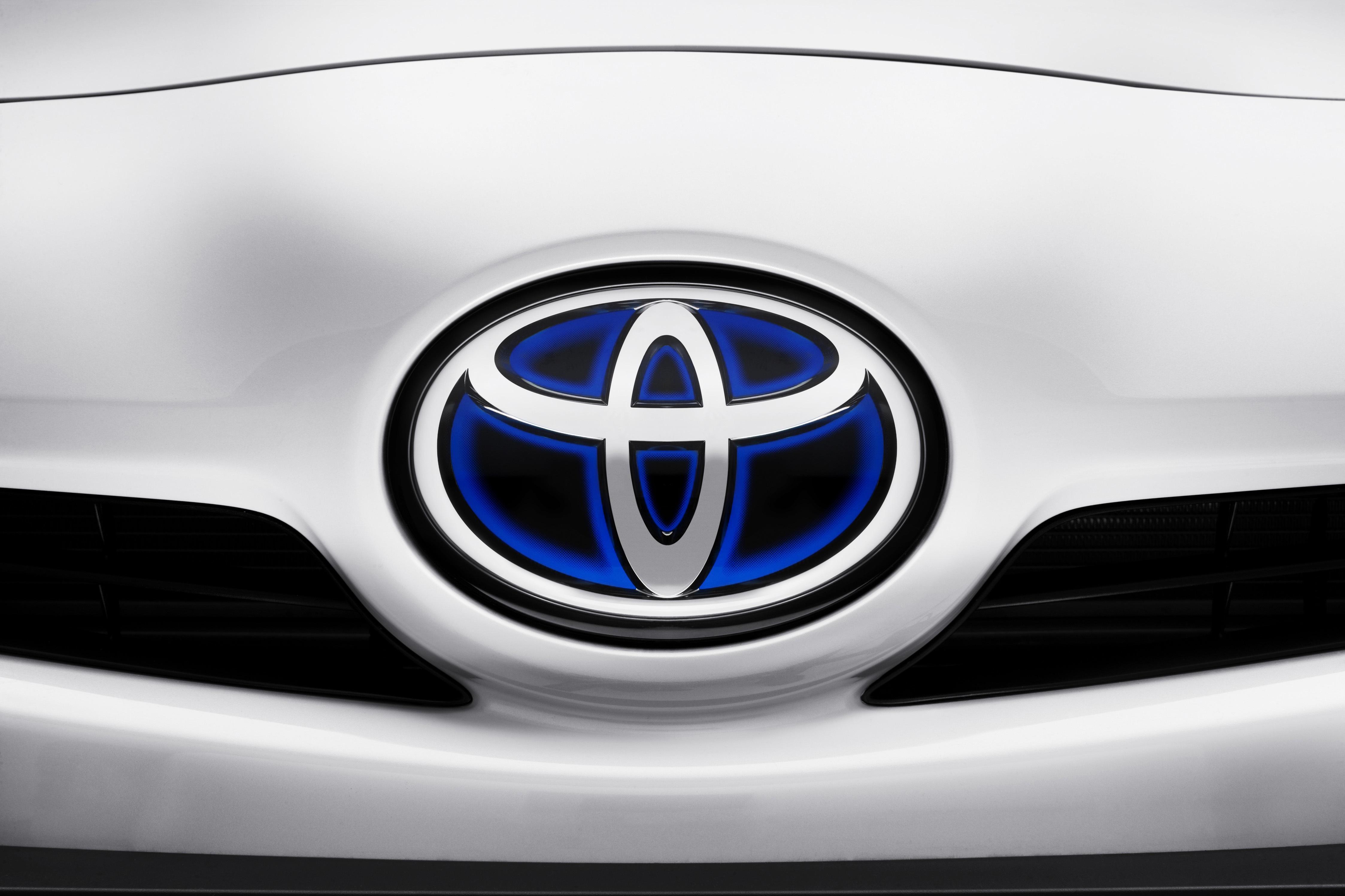 Հայտնի լոգոներ, որոնք ունեն թաքնված իմաստ.Toyota