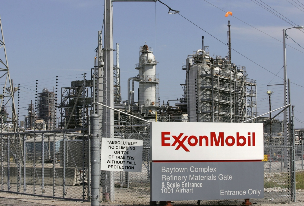 ExxonMobil-ի եռամսյակային շահույթը նվազել է ավելի քան 21%-ով