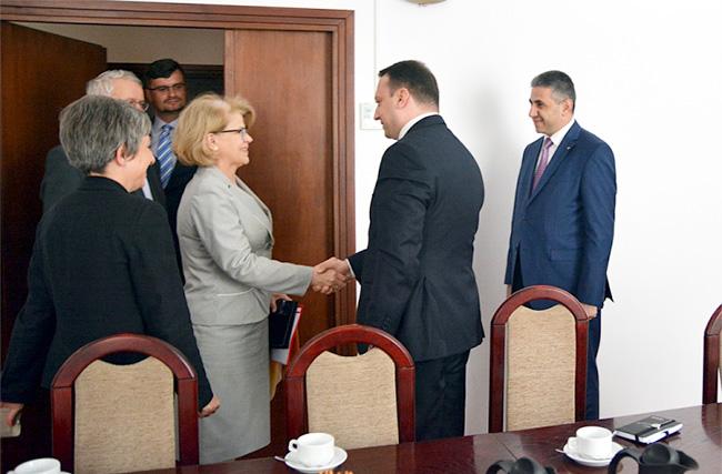Հայաստանի և Լեհաստանի էկոնոմիկայի փոխնախարարները քննարկել են համագործակցության հեռանկարները