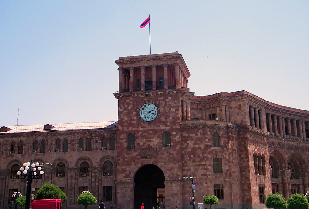Էներգախնայող և անվտանգ արտաքին լուսավորության ցանց՝ Երևանում