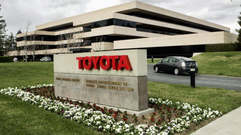 Toyota-ն 6.5 մլն մեքենա է հետ կանչում