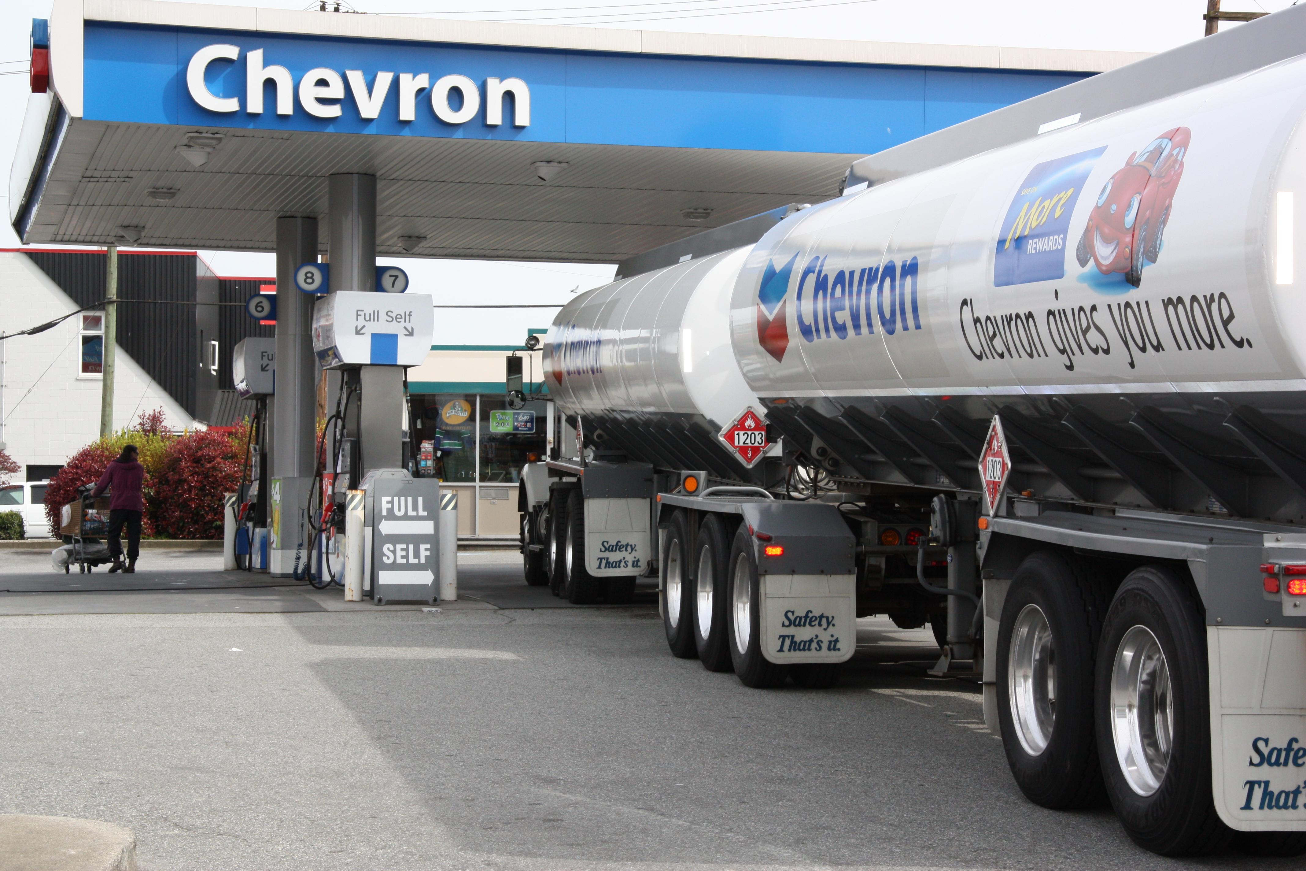 Chevron-ը կրճատումներ է անում