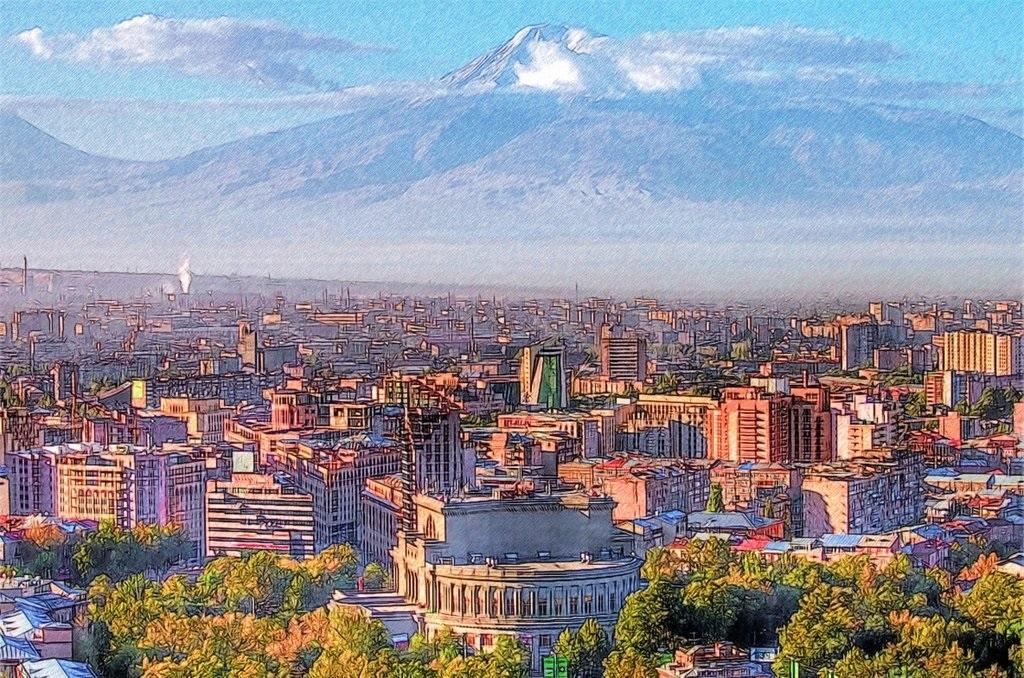 Հայաստանում տնտեսապես ակտիվ բնակչության մեկ երրորդը կենտրոնացած է Երևանում
