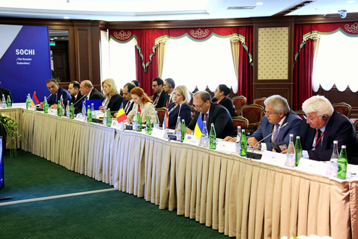 Կայացել է Սևծովյան տնտեսական համագործակցության կազմակերպության տրանսպորտի նախարարների հանդիպումը