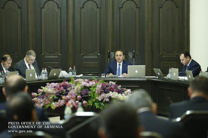 Հավանության է արժանացել Հայաստանի գործարար միջավայրի բարելավման 2016թ. միջոցառումների ծրագիրը