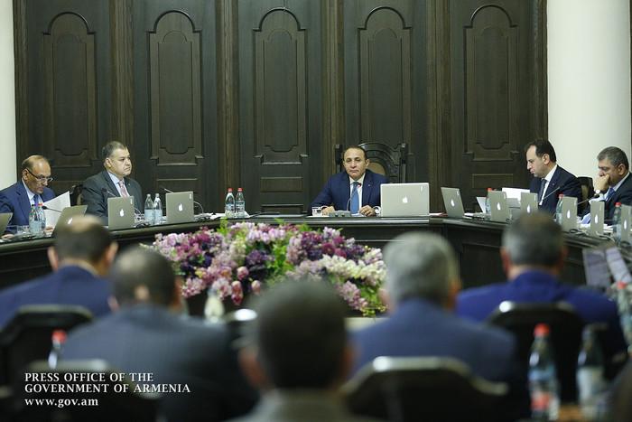 ՀՀ կառավարություն․ աջակցություն «ՎԿՍ Արմենիա» ընկերության ներդրումային ծրագրին