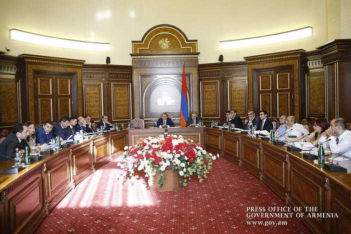 Տեղի է ունեցել ՀՀ տեսչական մարմինների միասնական բողոքարկման հանձնաժողովի նիստ