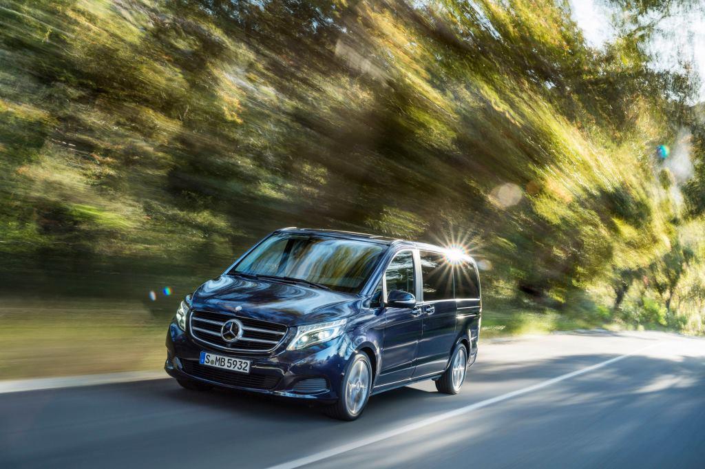 Ավանգարդ Մոթորս. աննախադեպ պայմաններ՝ Mercedes-Benz V դասի ձեռք բերման համար