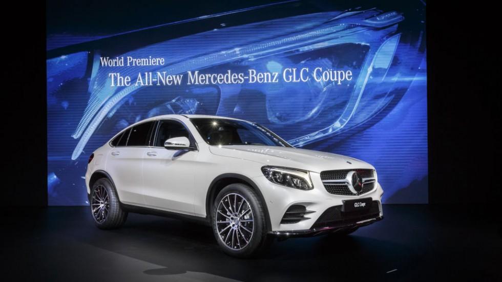 Mercedes-Benz-ը Նյու-Յորքում ընթացող ավտոսալոնում 5 նոր մոդել է ներկայացրել