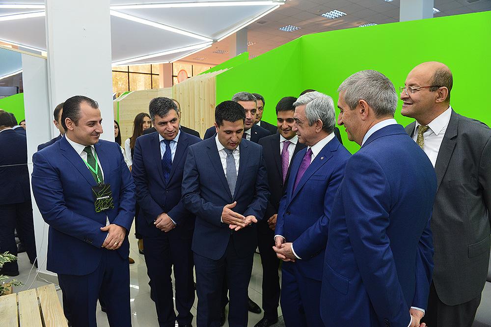 Ucom-ը Դիջիթեքին ներկայացել է նորագույն ծառայություններով և նախագծերով