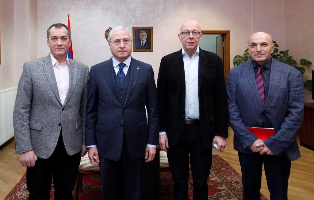 Հայաստանում կմշակվի կաթնատու անասնապահության զարգացման ռազմավարություն
