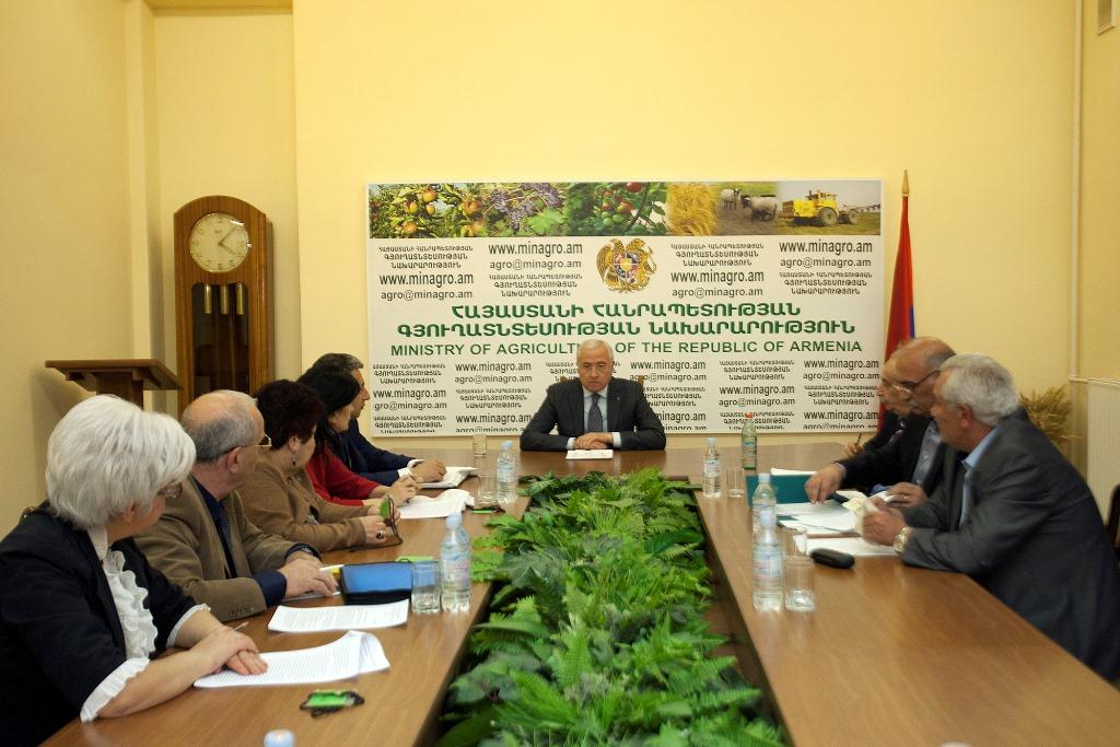 Տեղի է ունեցել «ՀՀ անտառային օրենսգրքում փոփոխություններ և լրացումներ կատարելու մասին» ՀՀ օրենքի նախագծի քննարկումը