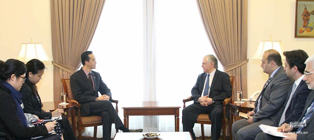 Նախարար. Հայաստանը կարևորում է Սինգապուրի հետ փոխգործակցության զարգացումը
