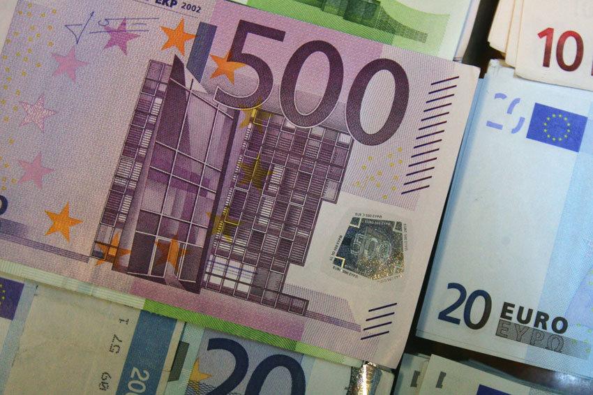 500 եվրո արժողությամբ թղթադրամները հնարավոր է հանվեն շրջանառությունից
