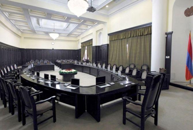 Նոր վարչապետը կնշանակվի կառավարության հրաժարականի ընդունումից հետո տասնօրյա ժամկետում