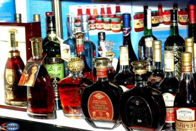 Հայկական ալկոհոլային խմիչքները հնարավոր է ՌԴ արտահանվեն մեկ բրենդի ներքո