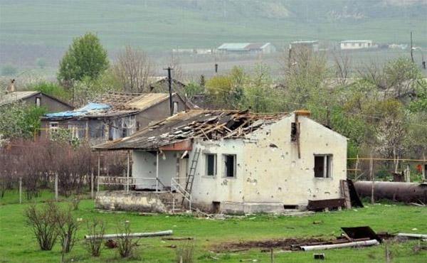 Ապրիլին ադրբեջանական ագրեսիայի պատճառով Արցախին հասցվել է մոտ 779 միլիոն դրամի վնաս