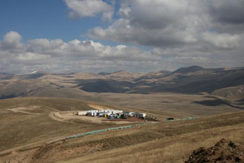 IFC-ին առաջարկվել է 40 մլն դոլարի ներդրում իրականացնել Ամուլսարի ոսկու հանքավայրում
